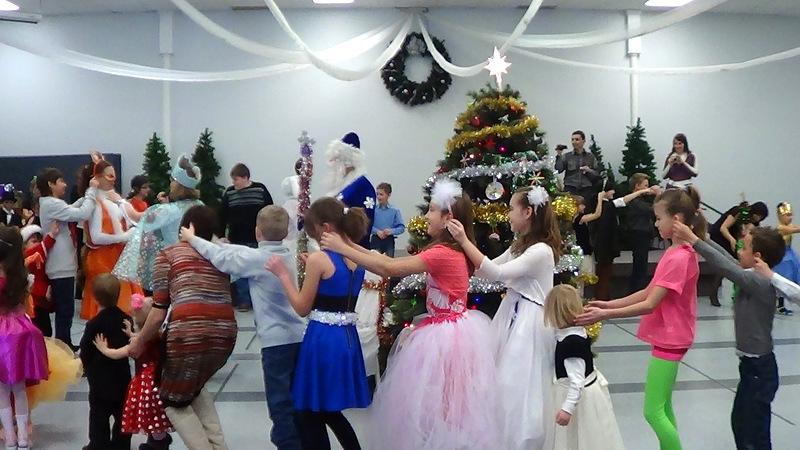 Christmas party Morden
